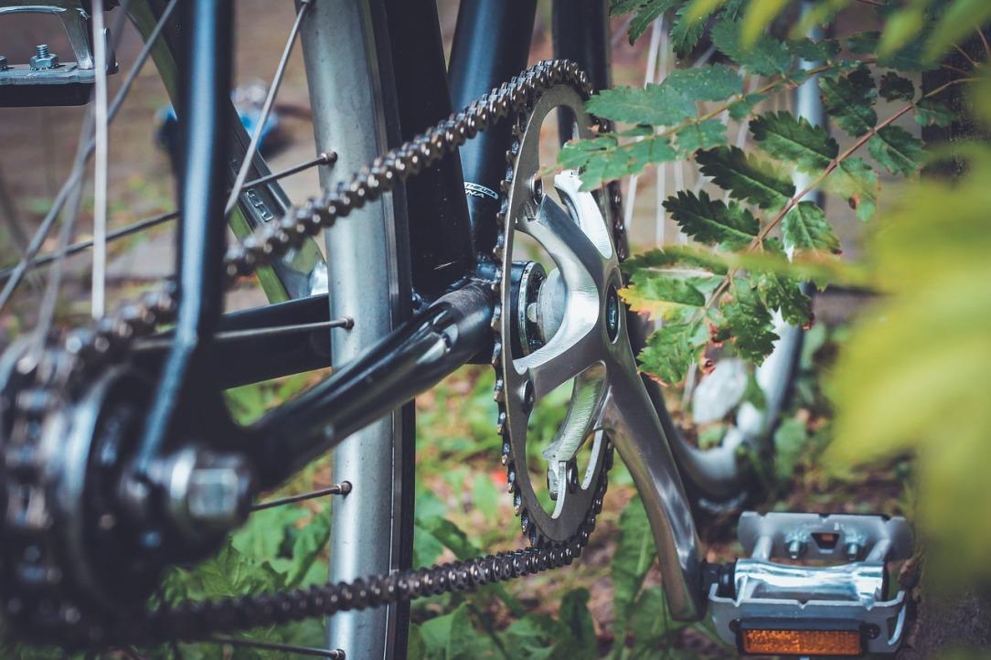 single speed tracklocross bike
